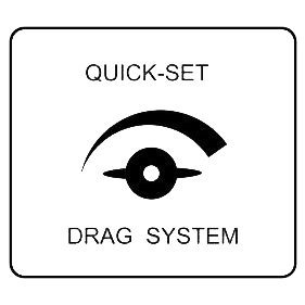 quick-set-drag-system