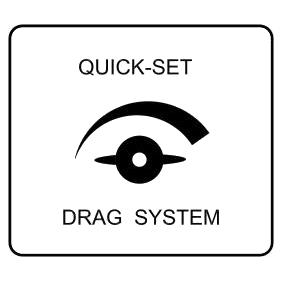 quick-set-drag-system